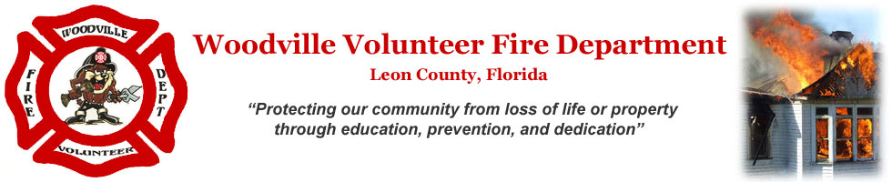 Woodville Volunteer Fire Department Leon County Florida